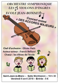 concert Accords Majeurs 6 avril